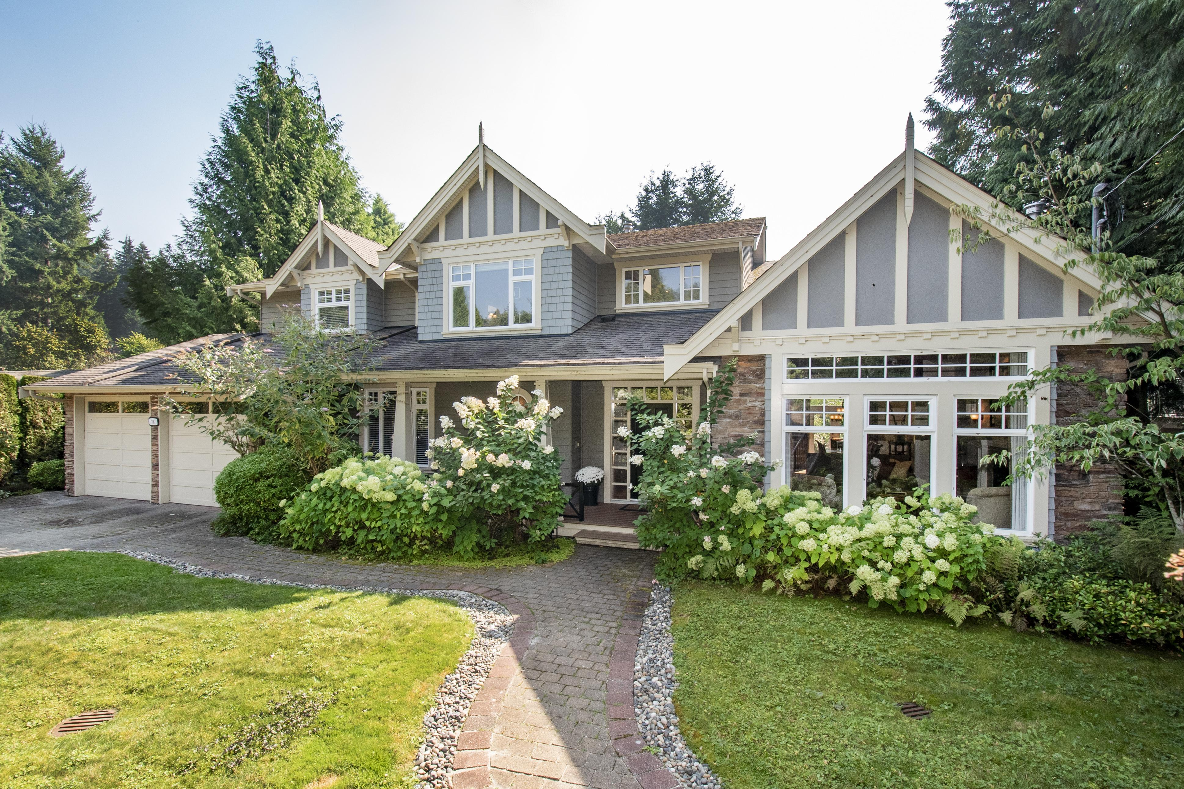76 Glengarry Crescent, Glenmore, West Vancouver