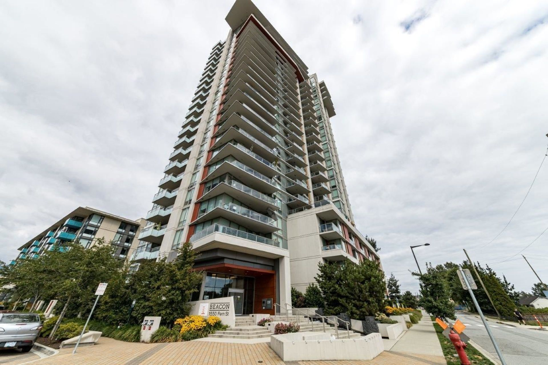 508 - 1550 Fern Street, Lynnmour, North Vancouver
