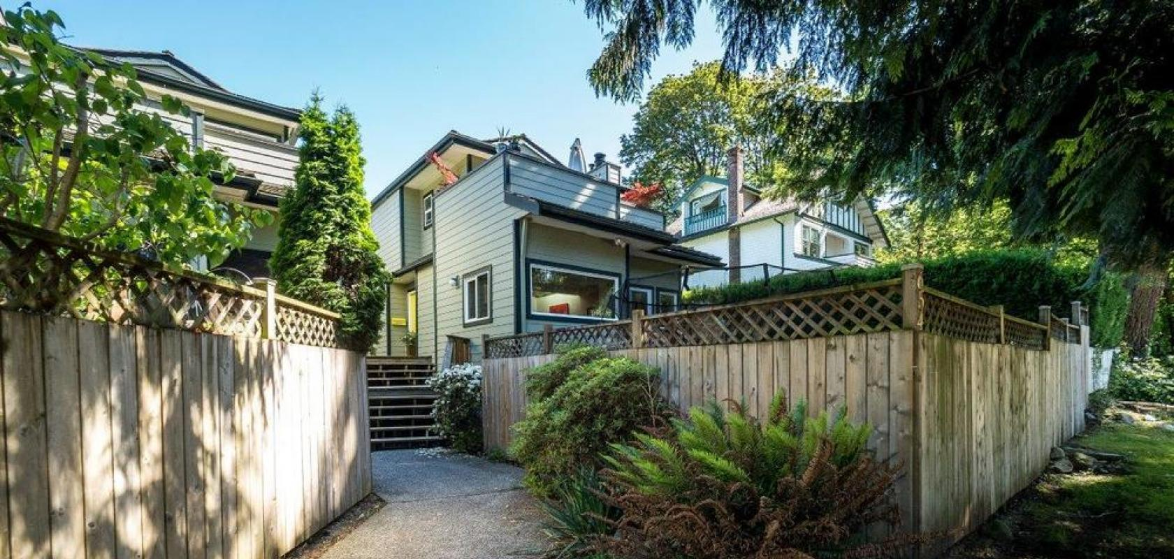 654 West Keith Road, Hamilton, North Vancouver
