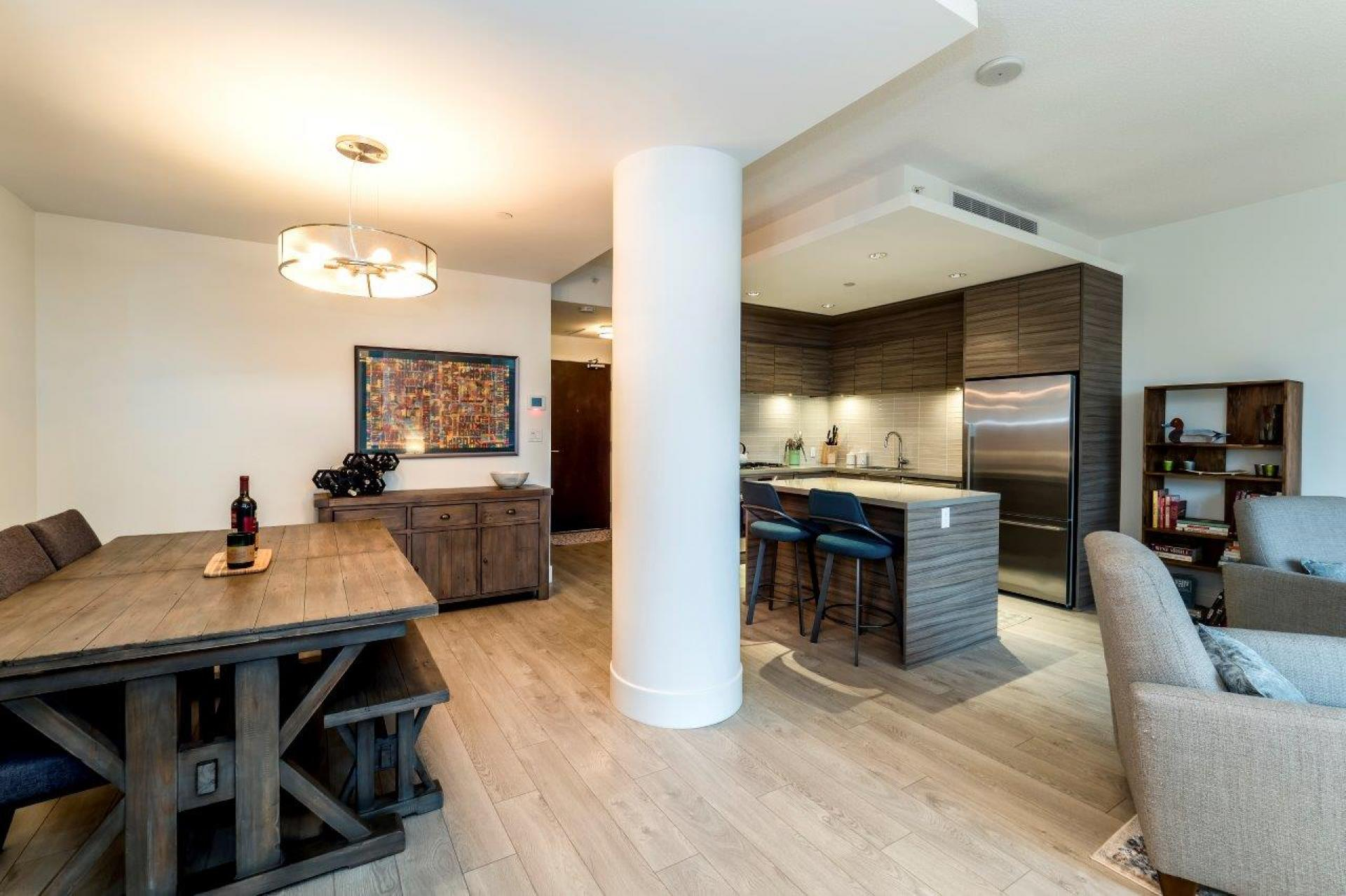 #102 - 1550 Fern Street, Lynnmour, North Vancouver