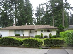 old-front-pic at 1229 Langdale Drive, Canyon Heights NV, North Vancouver