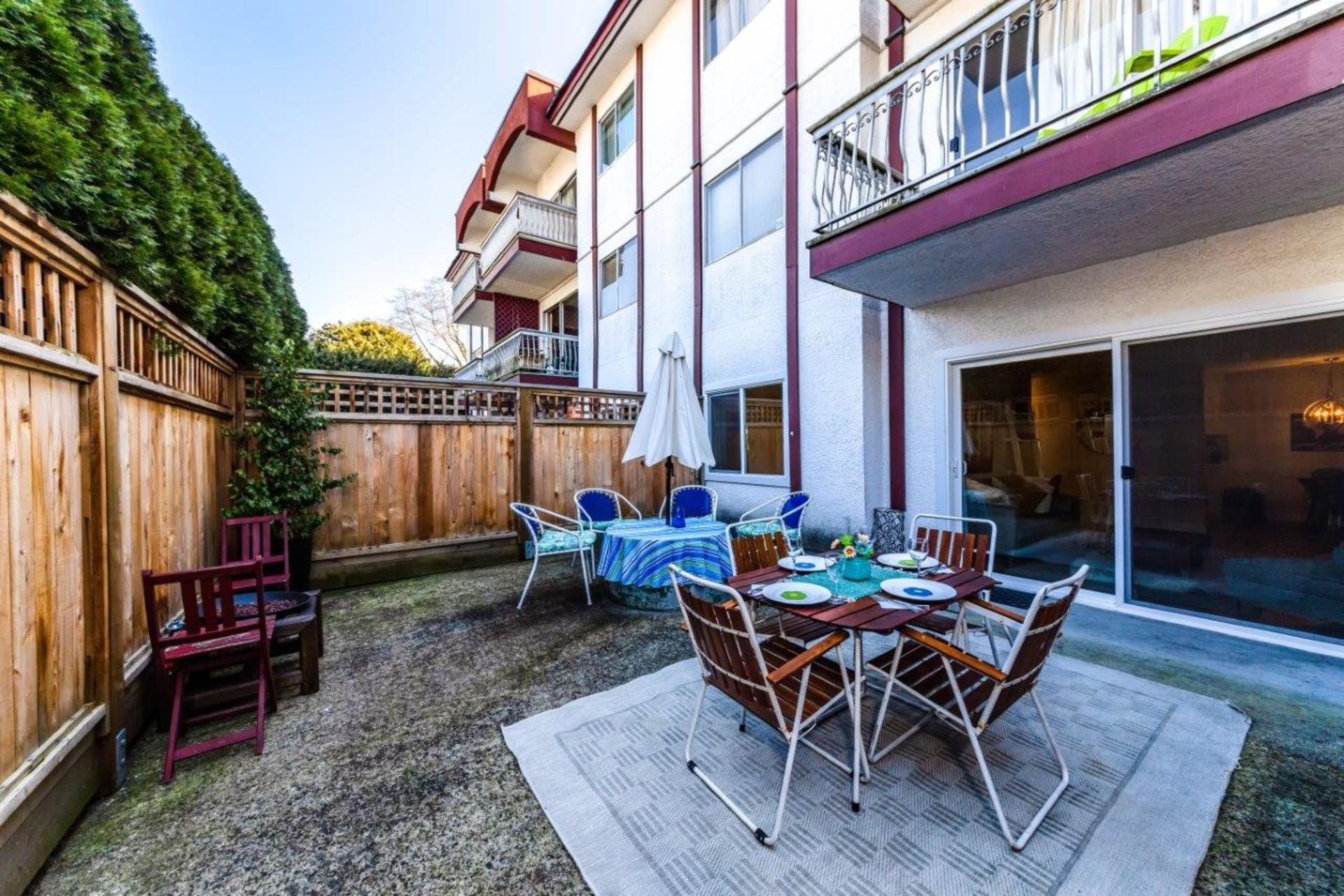 135w21-24 at 105 - 135 West 21st Street, Central Lonsdale, North Vancouver