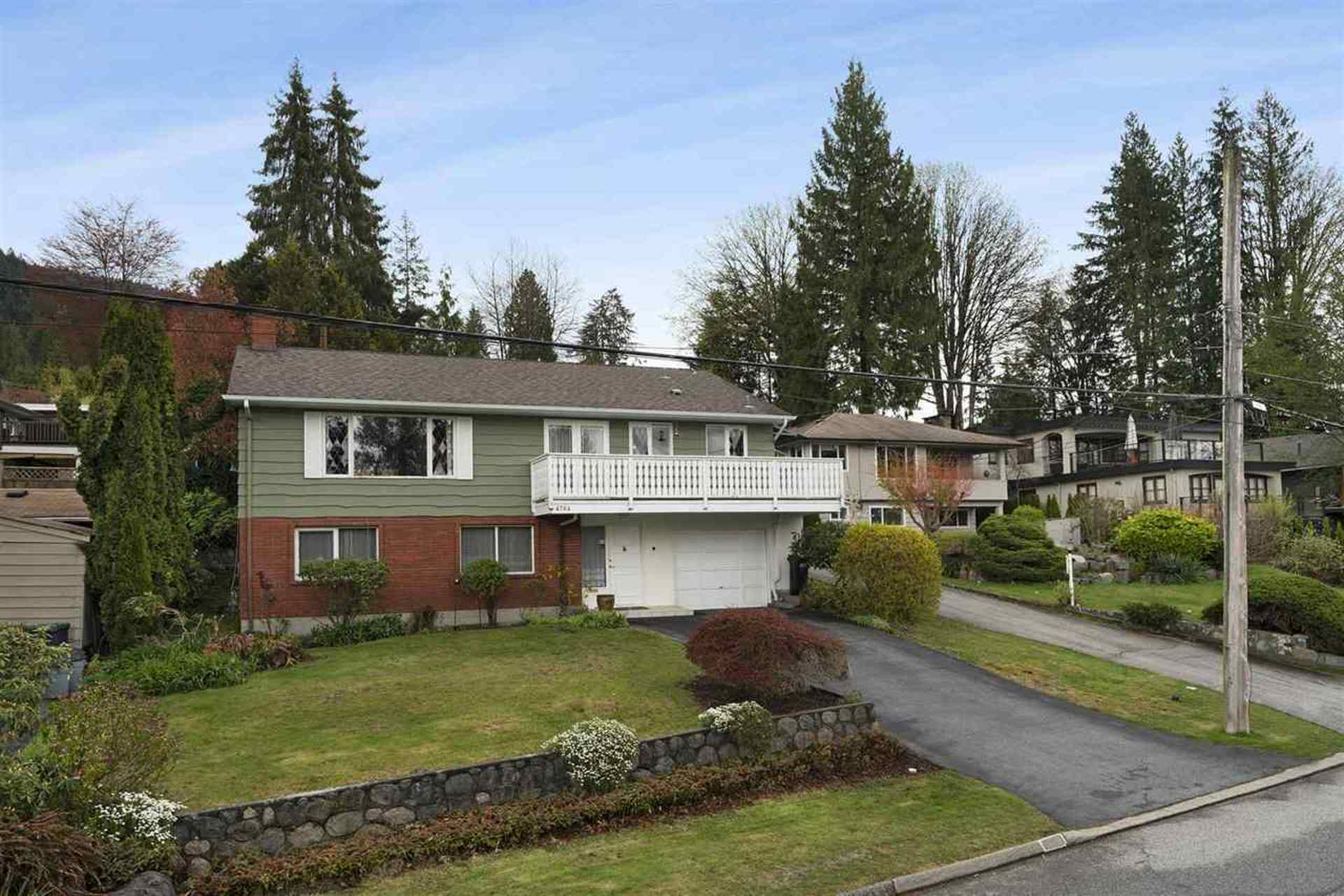 4764 Cedarcrest Avenue, Canyon Heights NV, North Vancouver