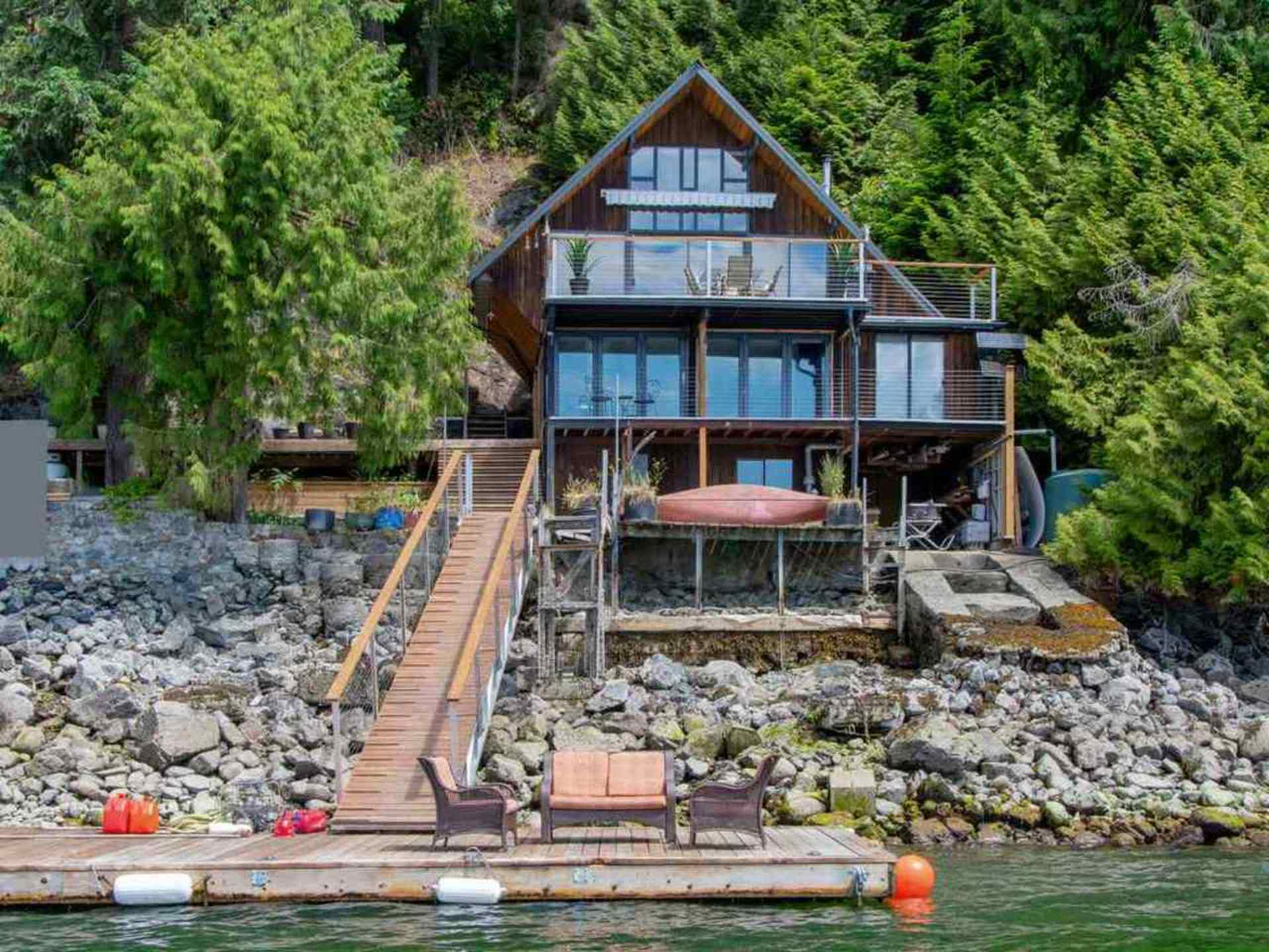 1 Cosy Cove, Indian Arm, North Vancouver 2