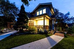 579w22-night-21 at 579 West 22nd Street, Central Lonsdale, North Vancouver
