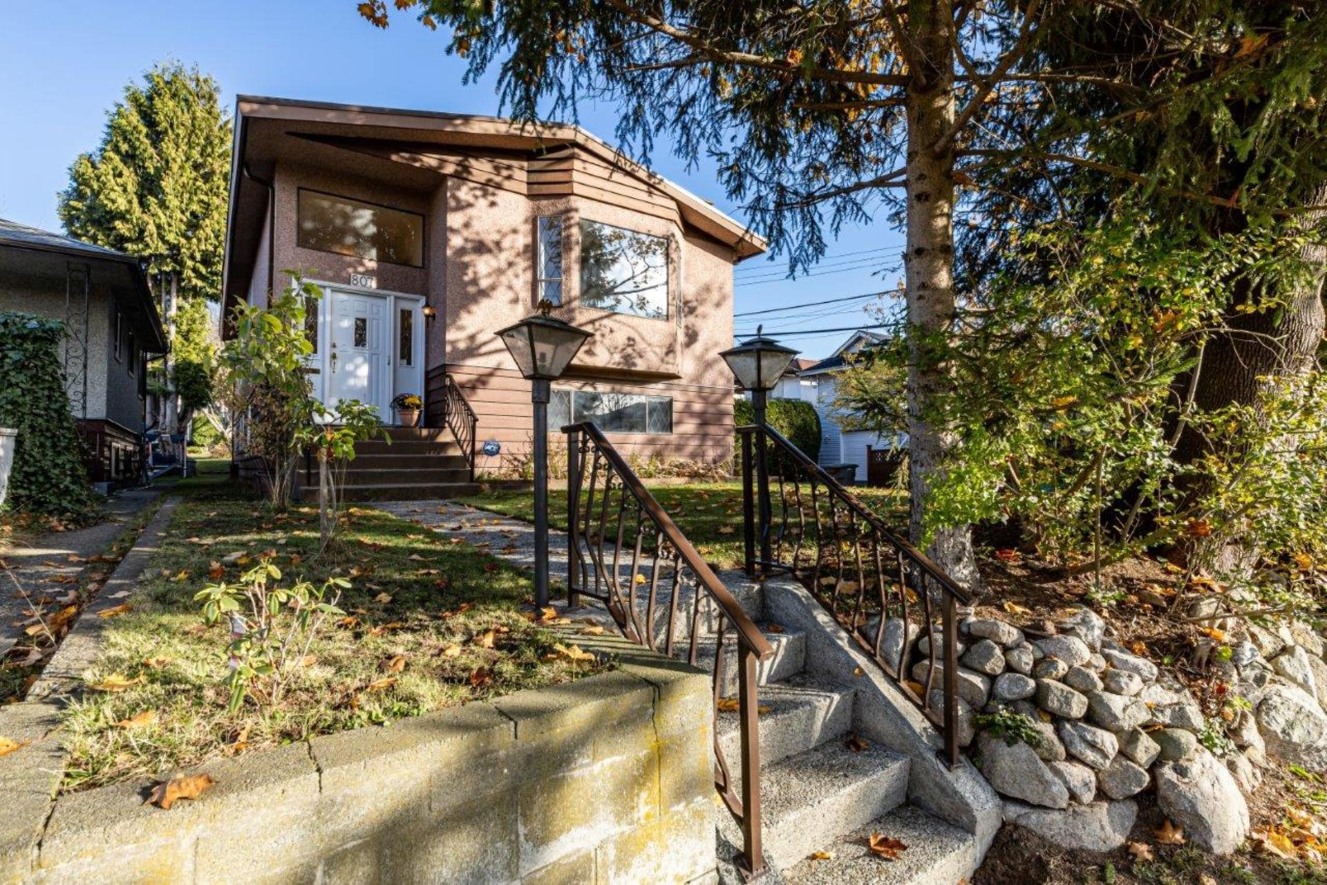 807w61-2 at 807 West 61st Avenue, Marpole, Vancouver West