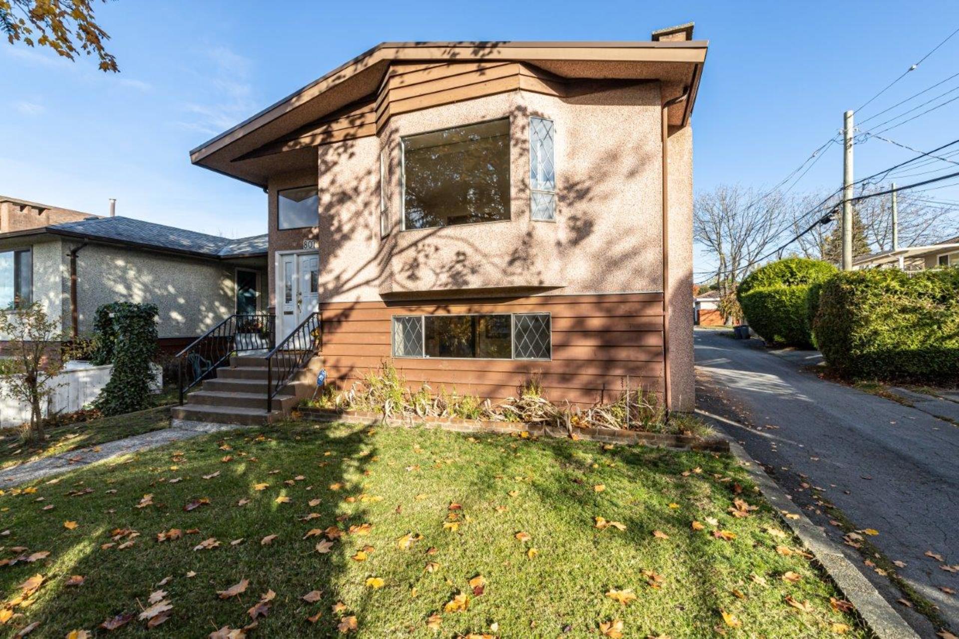 807w61-3 at 807 West 61st Avenue, Marpole, Vancouver West