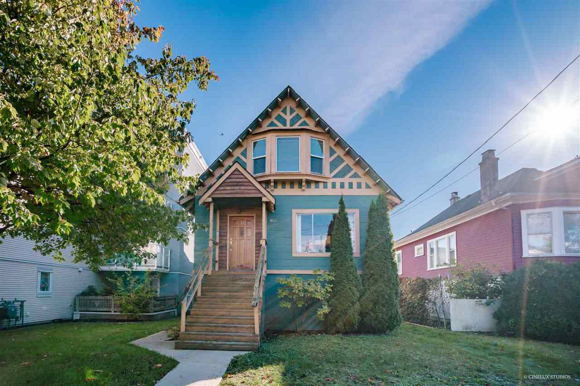 1824 E 10th Avenue, Grandview VE, Vancouver East