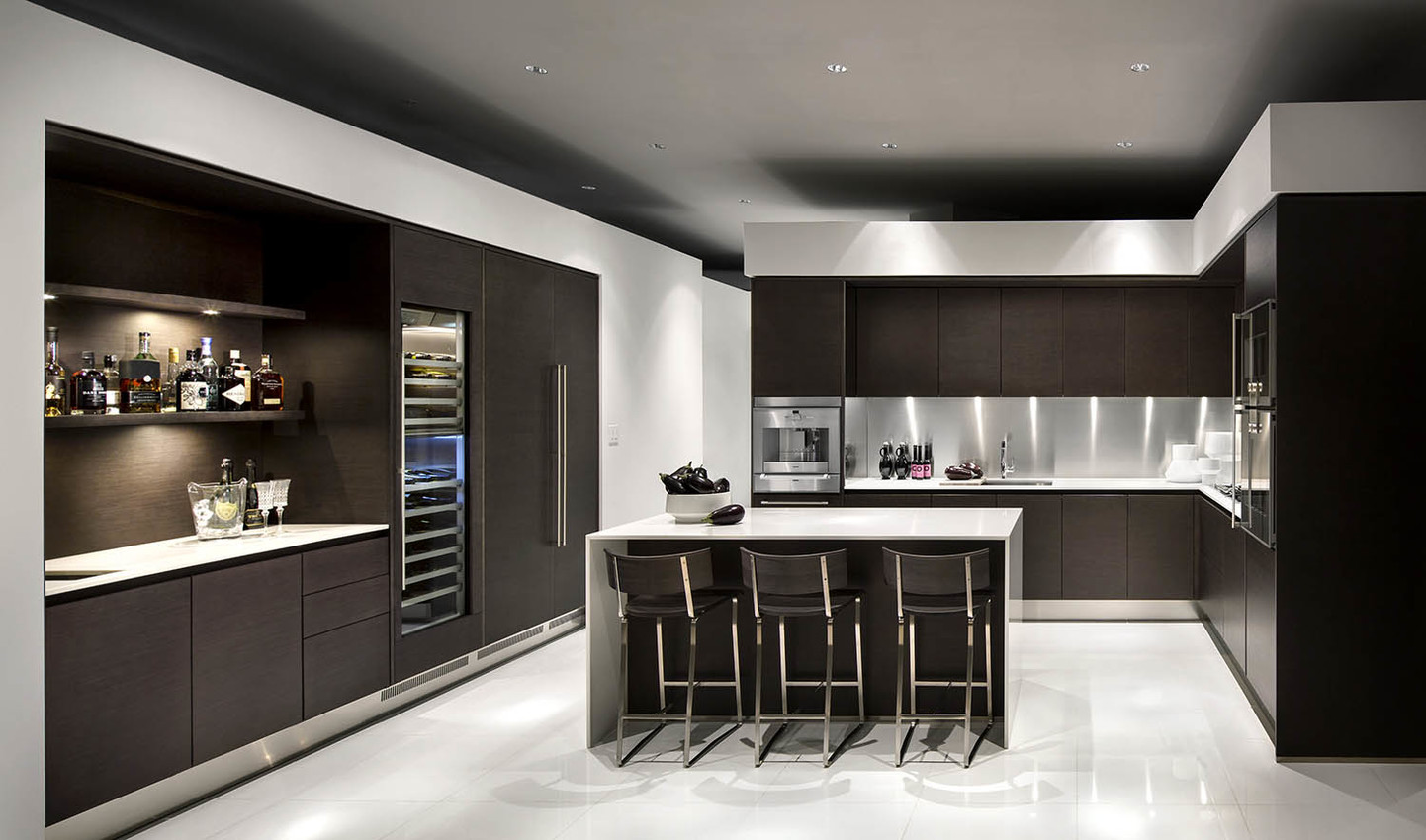 Kitchen at  Trump International Hotel And Tower, Downtown VW, Vancouver West
