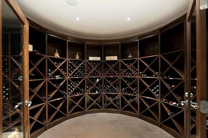 Wine Cellar at 3260 Mathers Avenue, Westmount WV, West Vancouver