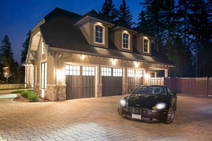 Garage at 135 Dogwood Drive, Anmore, Port Moody