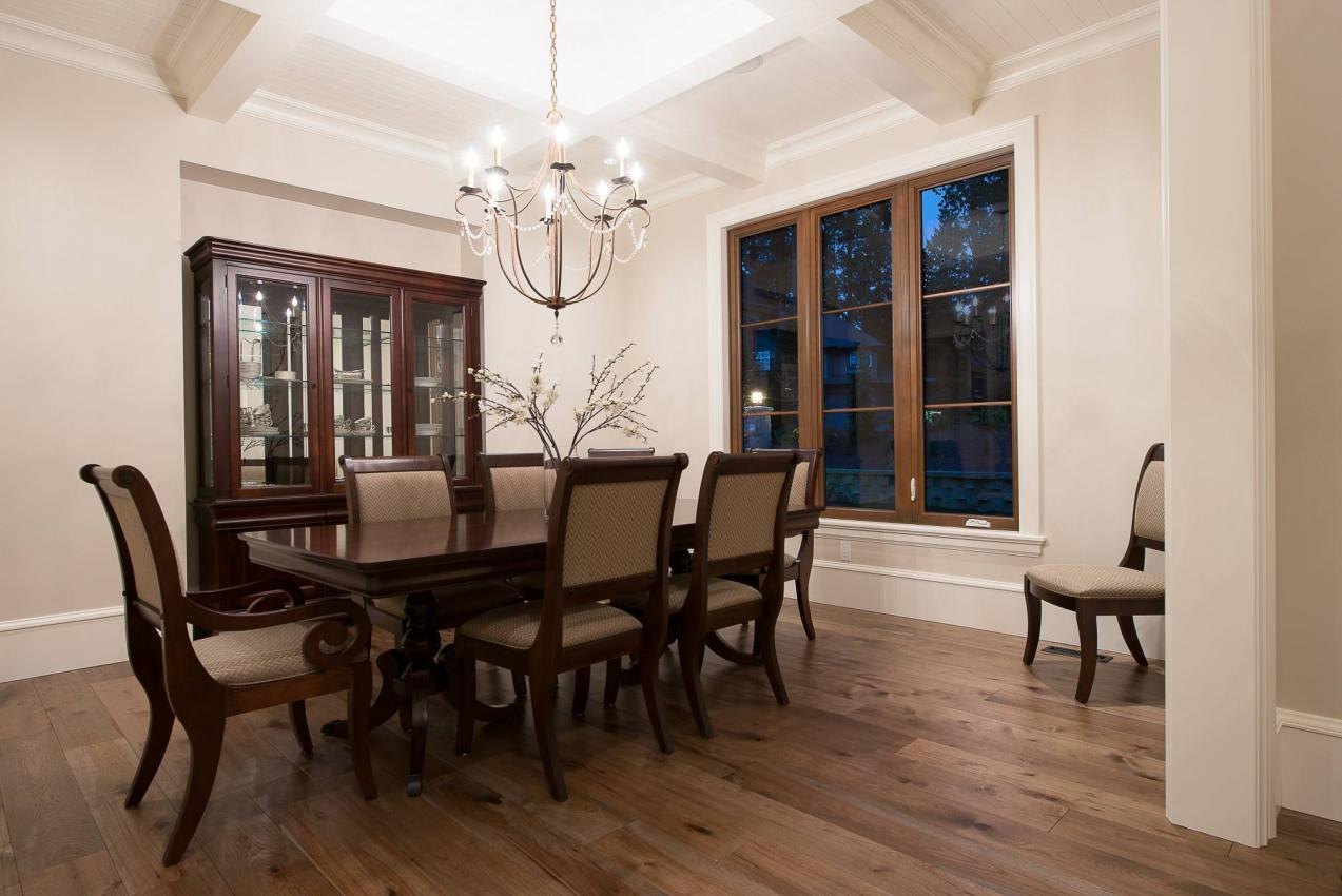 Formal Dining at 135 Dogwood Drive, Anmore, Port Moody