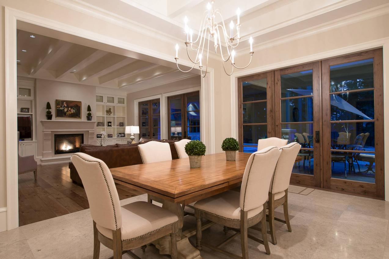 Formal Dining Room at 135 Dogwood Drive, Anmore, Port Moody