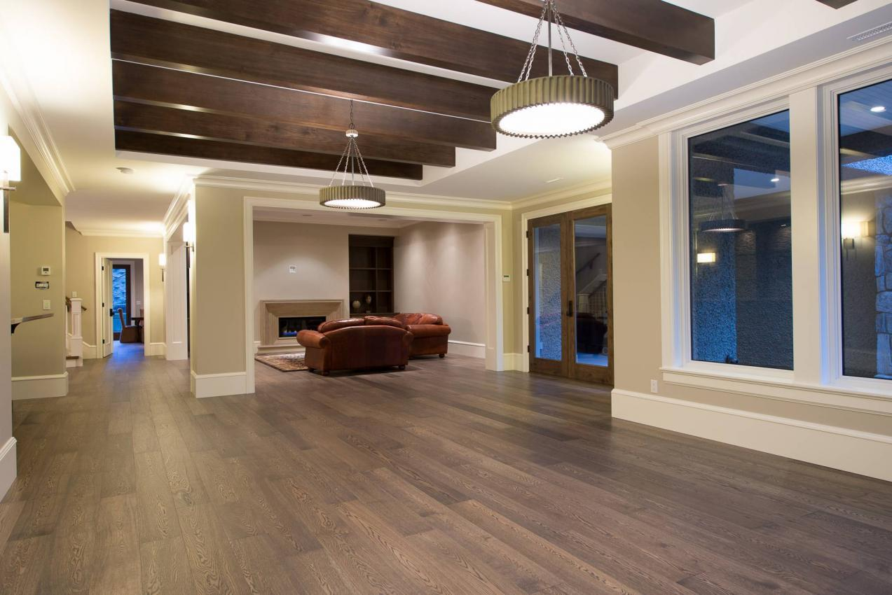 Basement Recreation at 135 Dogwood Drive, Anmore, Port Moody