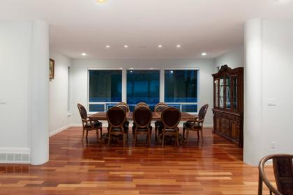 Formal Dining at 1445 Nelson Avenue, Ambleside, West Vancouver