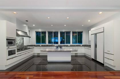 Kitchen at 1445 Nelson Avenue, Ambleside, West Vancouver