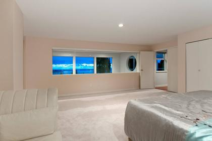 Master Bedroom at 1445 Nelson Avenue, Ambleside, West Vancouver