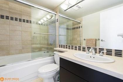 Bathroom at 3107 - 1199 Marinaside Crescent, Yaletown, Vancouver West
