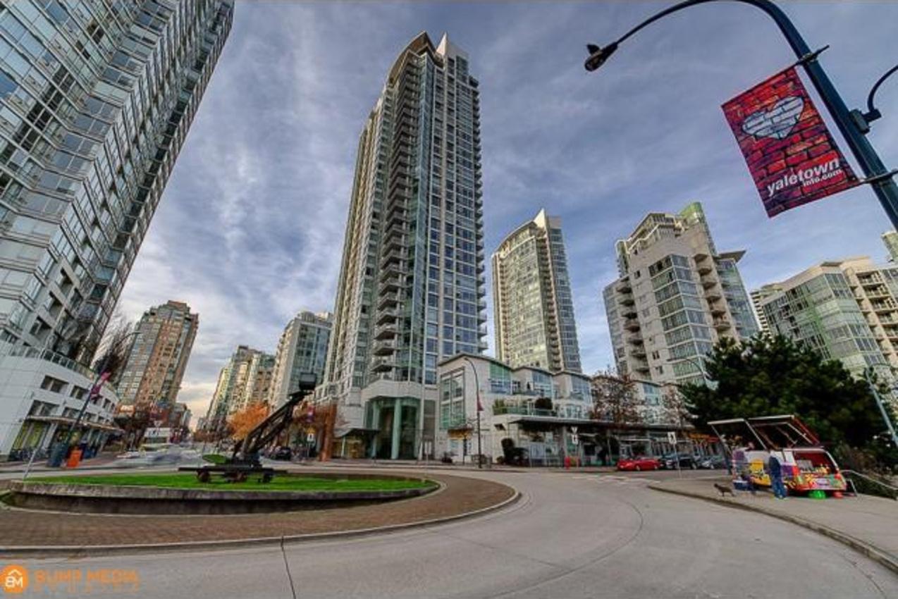 3107 - 1199 Marinaside Crescent, Yaletown, Vancouver West