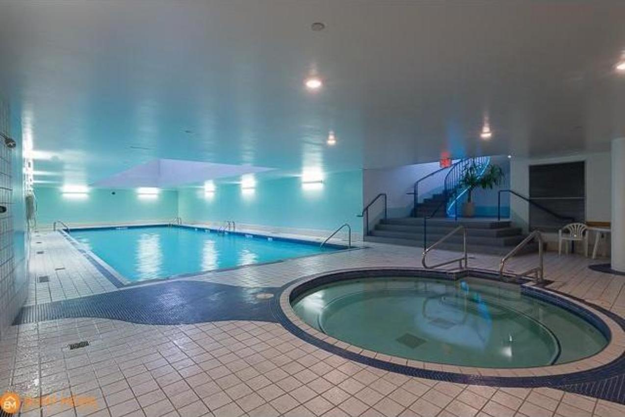 Pool at 3107 - 1199 Marinaside Crescent, Yaletown, Vancouver West