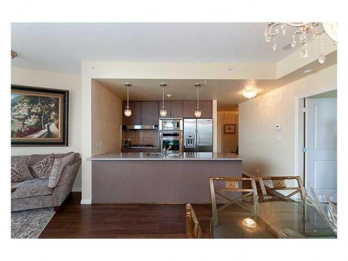 Kitchen at Address Upon Request, Coal Harbour, Vancouver West