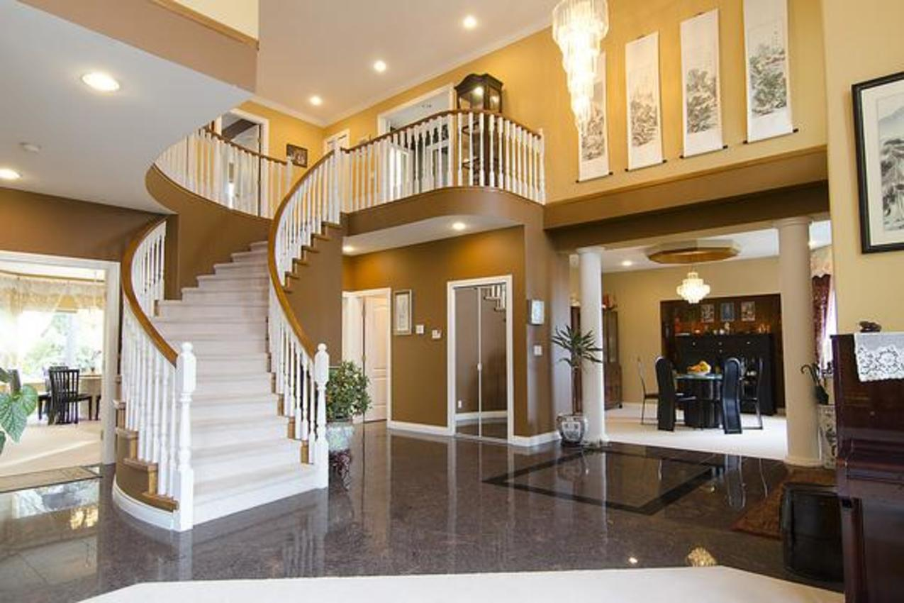 Grand Foyer at 1559 Topaz Court, Westwood Plateau, Coquitlam