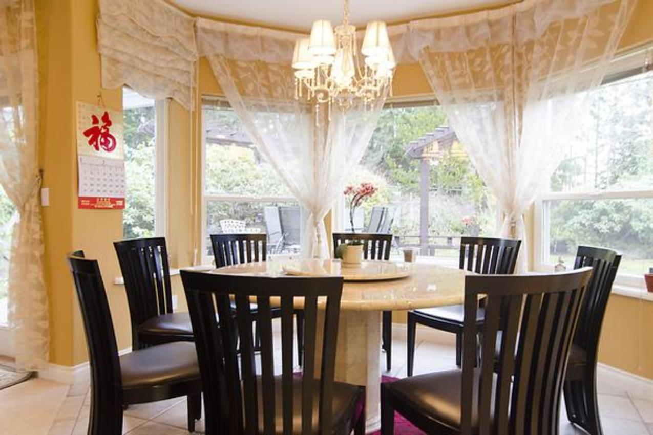 Family Eating Area  at 1559 Topaz Court, Westwood Plateau, Coquitlam