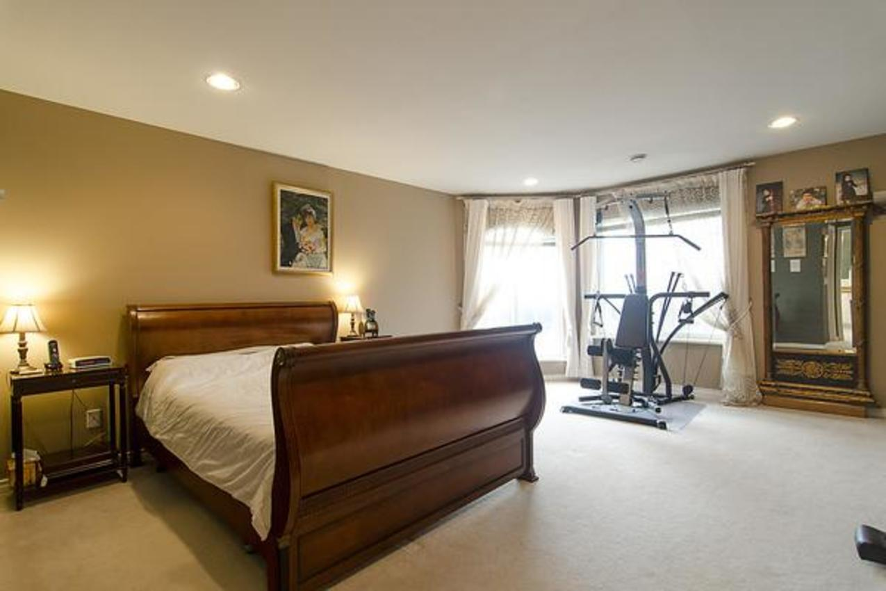 Master Bedroom at 1559 Topaz Court, Westwood Plateau, Coquitlam
