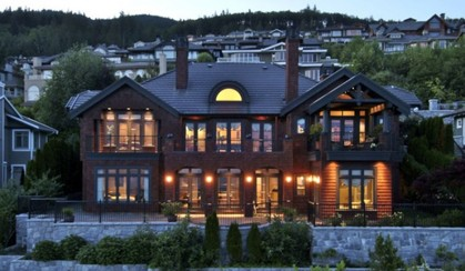Exterior Front at 2378 Constantine Place, Panorama Village, West Vancouver