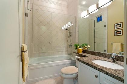 Bathroom at 2378 Constantine Place, Panorama Village, West Vancouver