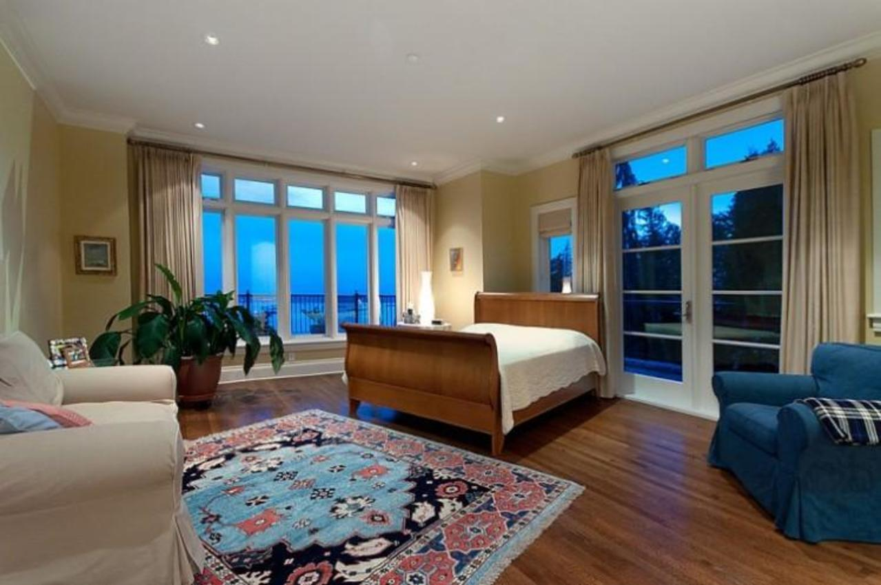 Bedroom at 2378 Constantine Place, Panorama Village, West Vancouver