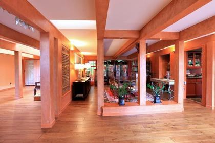 Dining Room at 2927 Altamont Crescent, Altamont, West Vancouver