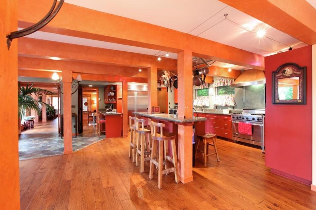 Kitchen at 2927 Altamont Crescent, Altamont, West Vancouver