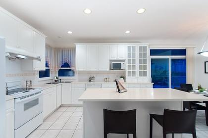 Kitchen at 1702 Sugarpine Court, Westwood Plateau, Coquitlam