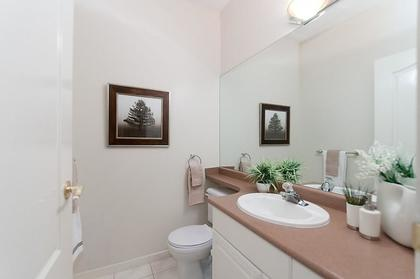 Powder Room at 1702 Sugarpine Court, Westwood Plateau, Coquitlam