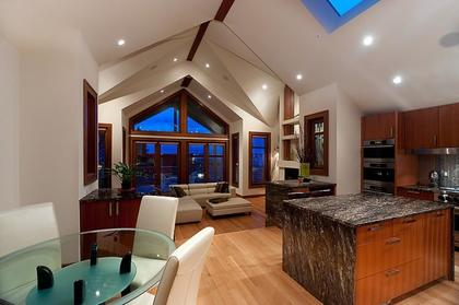 Family Room at 937 23rd Street, Dundarave, West Vancouver