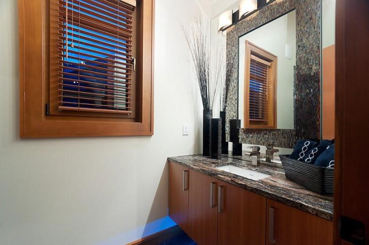 Bathroom at 937 23rd Street, Dundarave, West Vancouver