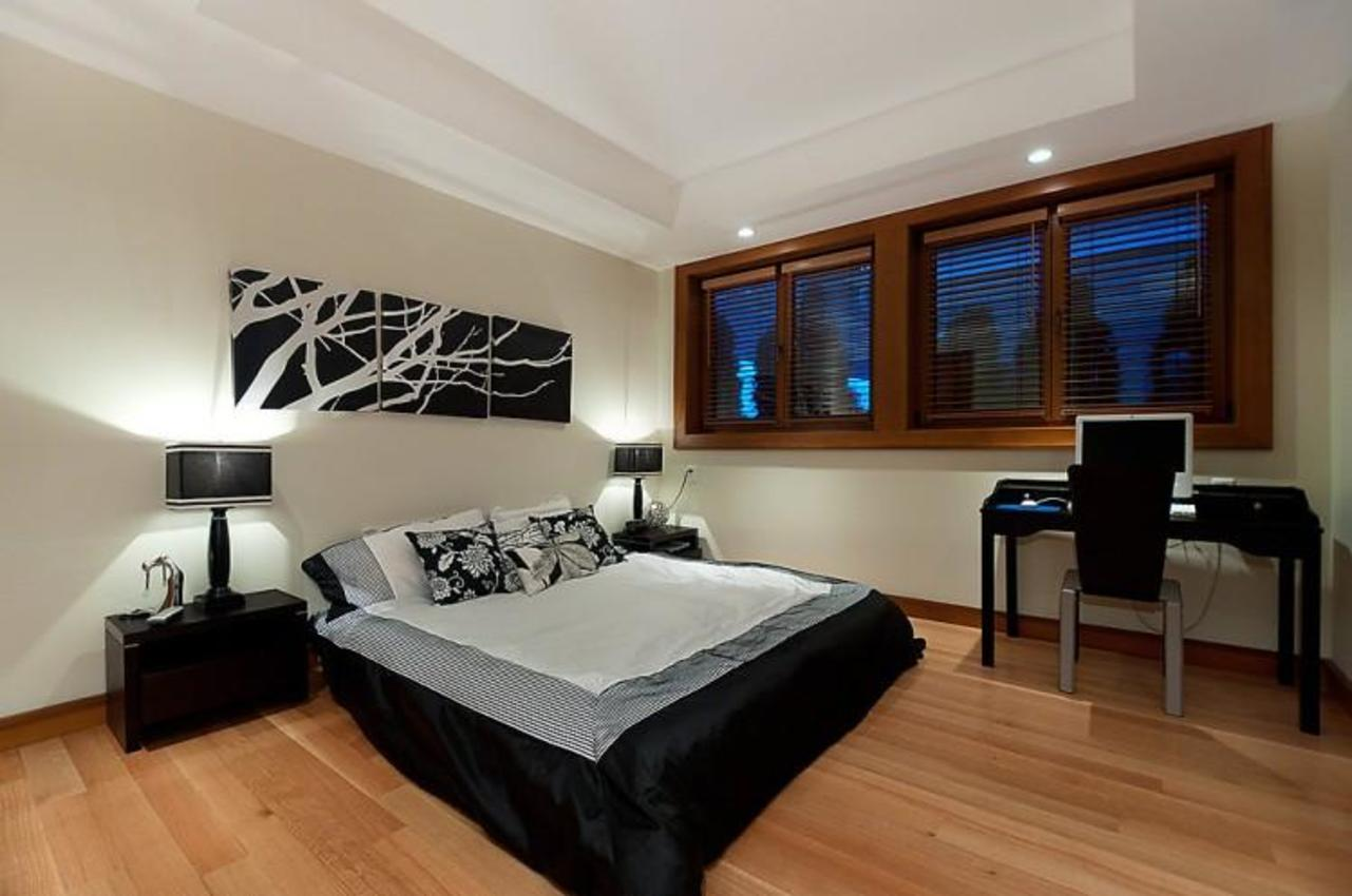 Bedroom at 937 23rd Street, Dundarave, West Vancouver