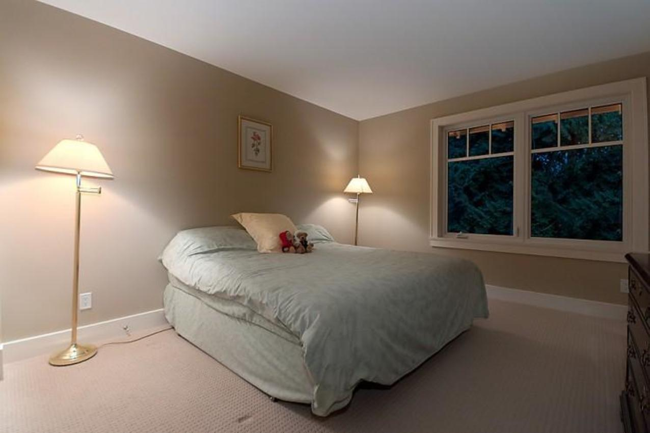 Bedroom at 2698 Finch Hill, Canterbury WV, West Vancouver