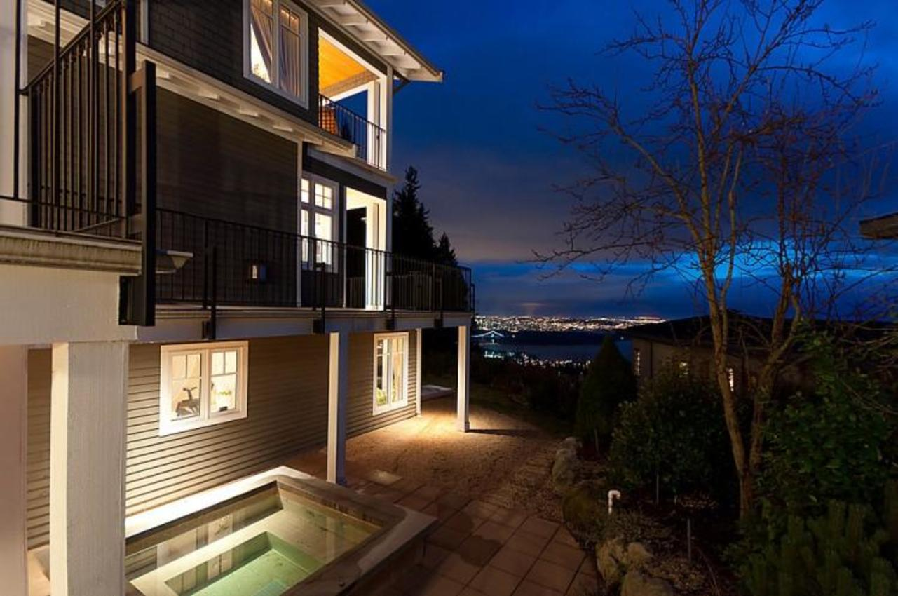 Exterior View at 2698 Finch Hill, Canterbury WV, West Vancouver