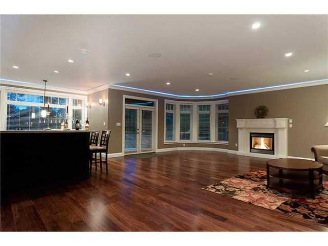 Basement at 760 Eyremount Drive, British Properties, West Vancouver