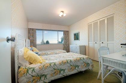 Bedroom at 969 Groveland Road, British Properties, West Vancouver