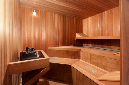 Sauna at 969 Groveland Road, British Properties, West Vancouver