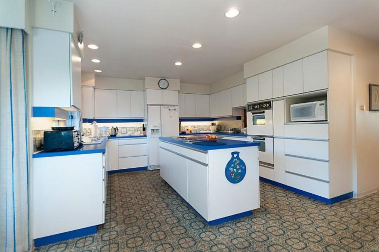 Kitchen at 969 Groveland Road, British Properties, West Vancouver