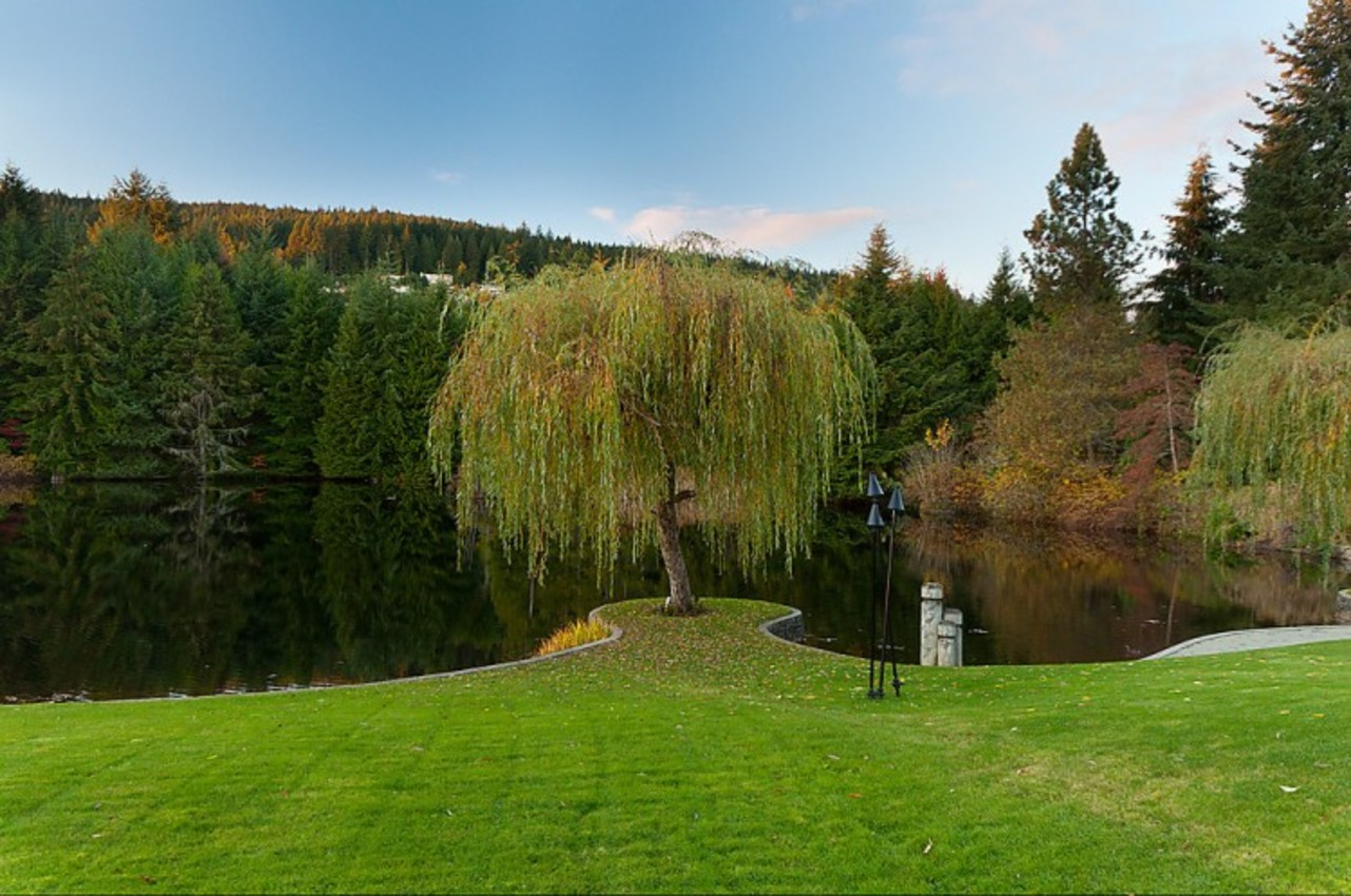 Pond View at 969 Groveland Road, British Properties, West Vancouver
