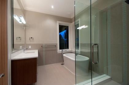 Bathroom at 3375 Craigend Road, Westmount WV, West Vancouver