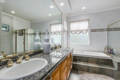 Master Bathroom at 4759 Headland Drive, Caulfeild, West Vancouver