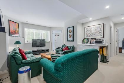 Recreation Room at 4759 Headland Drive, Caulfeild, West Vancouver