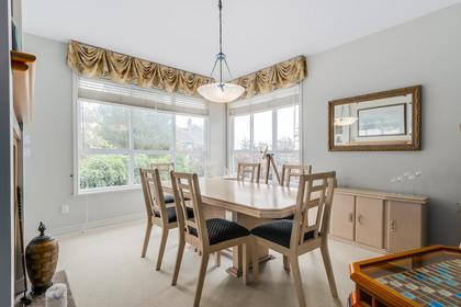 Formal Dining Room at 4759 Headland Drive, Caulfeild, West Vancouver