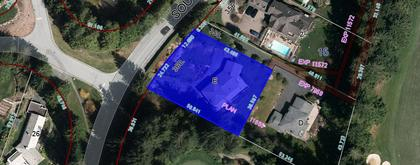 Lot  at 360 Southborough Drive, British Properties, West Vancouver